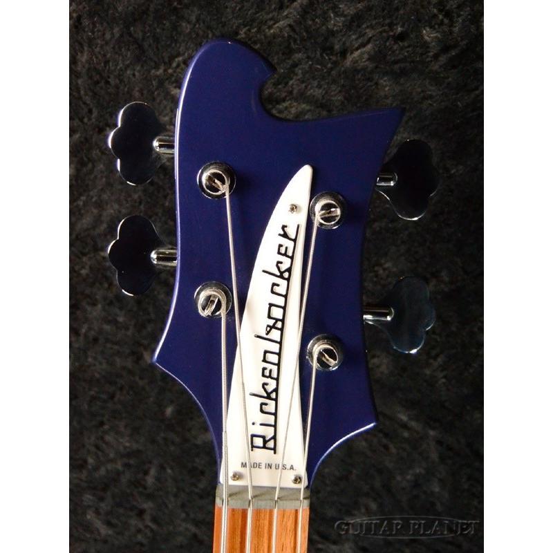 Rickenbacker 4003S MidnightBlue 《ベース》|guitarplanet|04