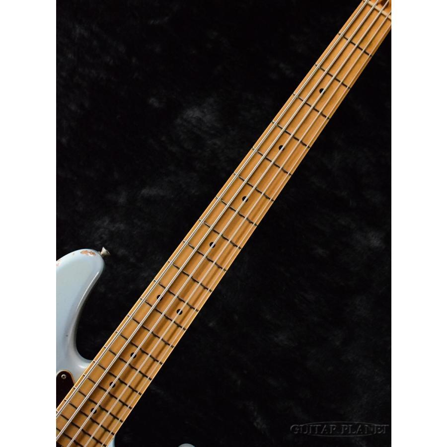 Tsubasa Guitar Workshop The Hopper 5st -Sonic Blue/Heavy Aged-【3.97kg】《ベース》|guitarplanet|06