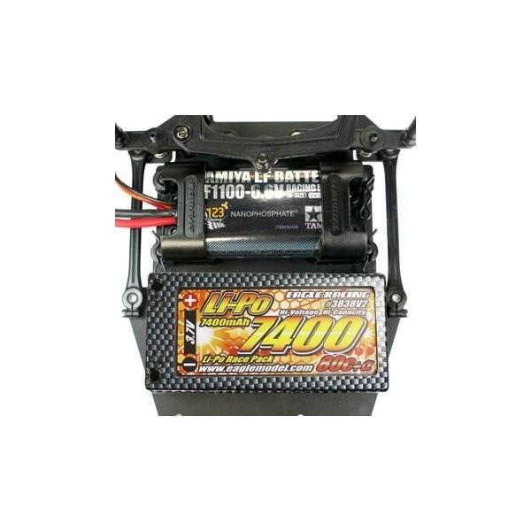 【送料全国一律270円】イーグル(EAGLE)/3838V2/Li-Poバッテリー EA7400R/3.7V 80C+α ハードケース仕様|gun-yumekukan|02