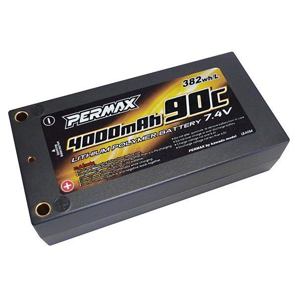 【送料全国一律270円】カワダ(KAWADA)/LBA084/1Sサイズリポ7.4V 4000-90C バッテリー|gun-yumekukan