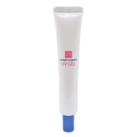 【ネコポス対応】エバメール UV ゲル (日焼け止めクリーム) 30g [M便 1/1] guruguru-cosme