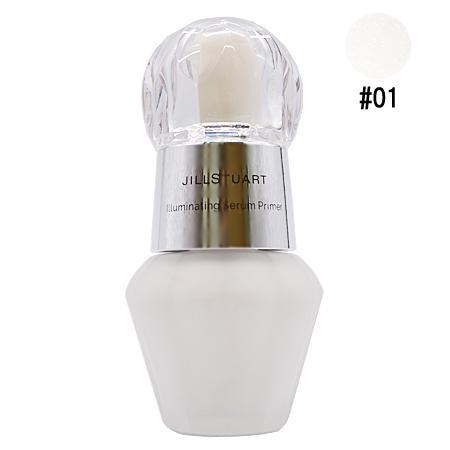 ジルスチュアート イルミネイティング セラムプライマー #01 crystal diamond (化粧下地) 30ml【ネコポス不可】 guruguru-cosme