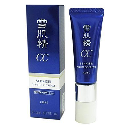 コーセー 雪肌精 ホワイト CCクリーム #01 やや明るい自然な肌色 30g【ネコポス不可】 guruguru-cosme