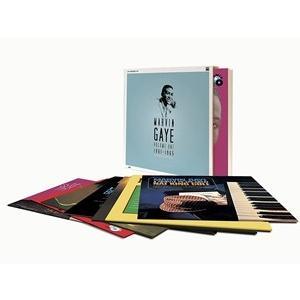 輸入盤 MARVIN GAYE / MARVIN GAYE 1961-1965 (BOXSET)(LTD) [7LP]