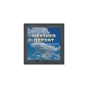 輸入盤 WEATHER REPORT / COLUMBIA ALBUMS 1976-1982 (LTD [CD]