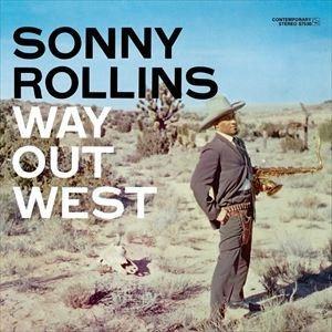 輸入盤 SONNY ROLLINS / WAY OUT WEST (DELUXE EDITION) [2LP]