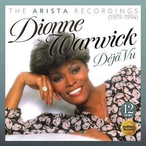 輸入盤 DIONNE WARWICK / DEJA VU : ARISTA RECORDINGS (1979-1984) [12CD]