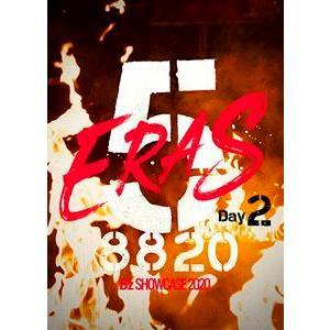B'z 売却 SHOWCASE 2020 -5 ERAS 初回仕様 8820- 激安☆超特価 Day2 Blu-ray