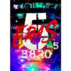 B'z キャンペーンもお見逃しなく SHOWCASE 2020 使い勝手の良い -5 ERAS 8820- Blu-ray Day5 初回仕様