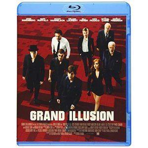 グランド イリュージョン Blu-ray 予約販売 ☆最安値に挑戦