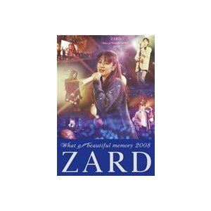 ZARD What a 5☆大好評 beautiful memory 2008 セール品 DVD