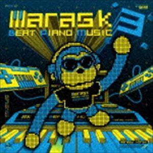 maras k marasy×kors OUTLET SALE Beat CD 正規逆輸入品 3 Piano Music