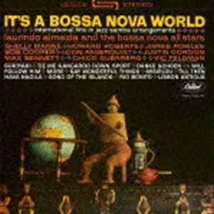 新入荷 流行 ローリンド アルメイダ g cavaquinha イッツ ア CD ボサノバ 生産限定盤 贈答品 ワールド