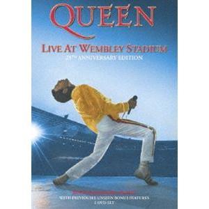 クイーン ライヴ アット ウェンブリー 25周年記念スタンダード DVD エディション お得なキャンペーンを実施中 スタジアム 未使用品