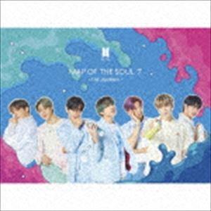 BTS MAP OF THE SOUL : 7 DVD JOURNEY 実物 CD ご予約品 初回限定盤B 〜