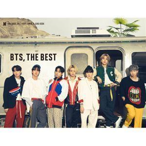 BTS BTS, THE ご予約品 BEST 2DVD 2CD 激安☆超特価 CD 初回限定盤B