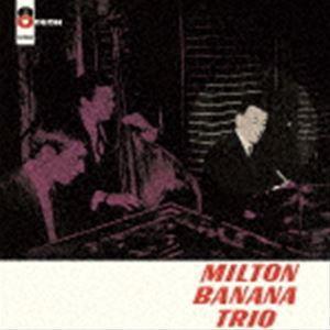 ミルトン バナナ トリオ 生産限定盤 CD 定番キャンバス 捧呈