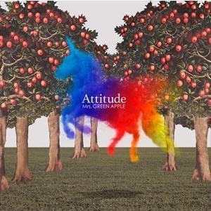 超特価 Mrs.GREEN APPLE Attitude 通常盤 奉呈 CD
