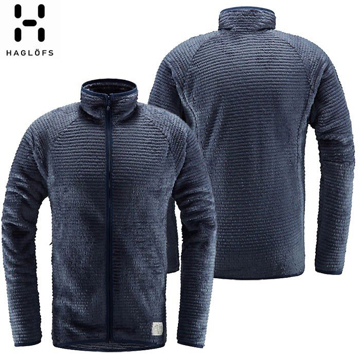 HAGLOFS ホグロフス Sensum Jacket Men 19-20FW Mens フリース ジャケット センサム ジャケットメンズ :603645