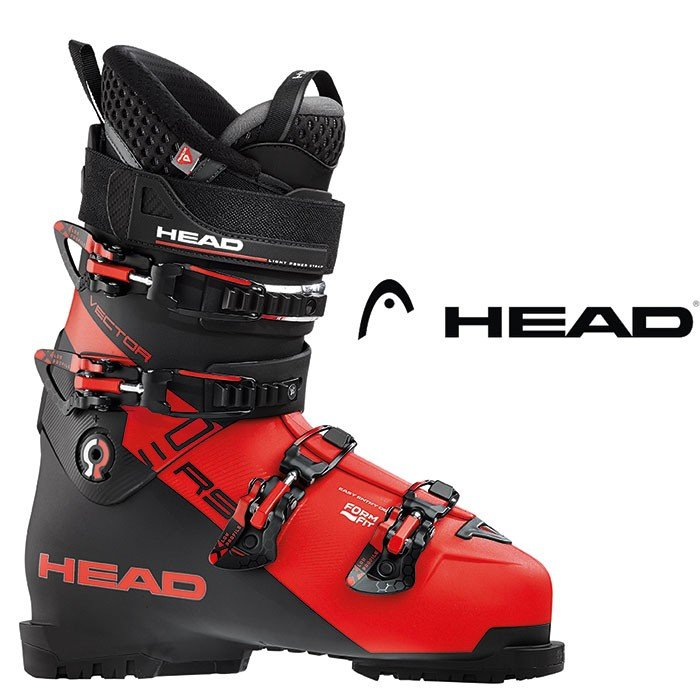 【一部予約!】 HEAD ヘッド 18-19 2019 VECTOR RS110 ベクター RS110〔2019 スキーブーツ フリーライドモデル 基礎 上級〕 (25):vectorrs110, 川辺町 eefd3f98