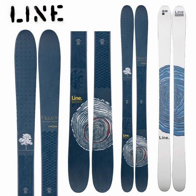 日本最大のブランド 18-19 LINE ライン スキー Ski 2019 SIR FRANCIS BACON サーフランシスベーコン (板のみ) パウダー ロッカー フリーライド:, パン処 あんずのしっぽ cf1b0a45
