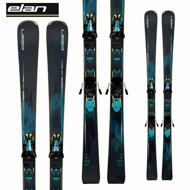 品多く ELAN エラン 18-19 スキー Ski 2019 インソムニア INSOMNIA POWER SHIFT (金具付き) レディース 基礎 オールラウンド:, パーティワールド 0ade606c