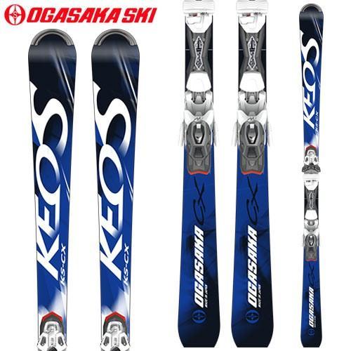 誠実 OGASAKA オガサカ スキー板 KEO'S ケオッズ KS-CX / BLUE (金具:PR11MBS) 基礎 デモ 18-19 2019 スキー (BLUE):, 赤ちゃんの肌着 ほほえみ工房 641eb4d2