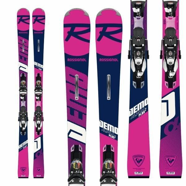 ROSSIGNOL ロシニョール 19-20 スキー 2020 DEMO ALPHA PLUS Ti + (SPX12 Konect 金具付き) デモアルファプラス Ti スキー板 :RAILB01