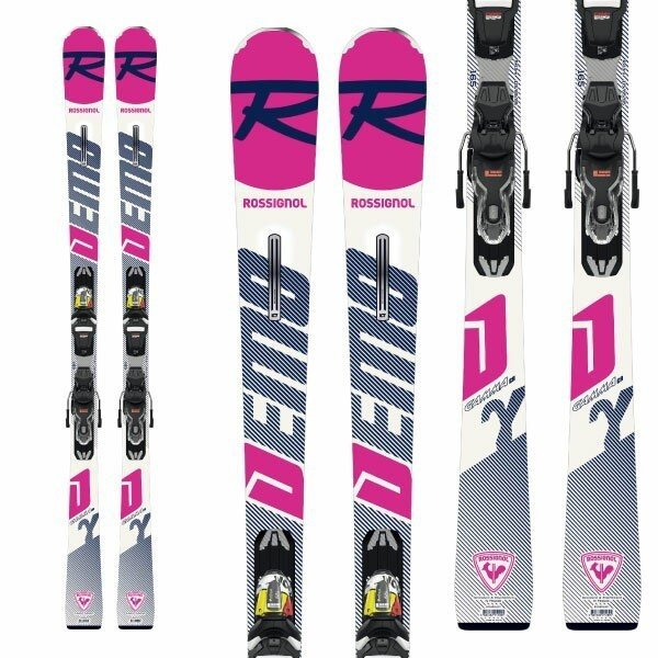 ROSSIGNOL ロシニョール 19-20 スキー 2020 DEMO GAMMA Ca + (XPRESS 11 GW 金具付き) デモガンマ スキー板 :RAILJ03