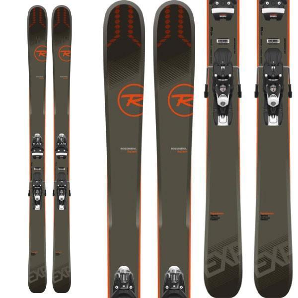 【はこぽす対応商品】 ROSSIGNOL ロシニョール 19-20 スキー 2020 EXPERIENCE 88Ti + (NX12 Konect 金具付き) エクスペリエンス 88Ti スキー板 :RAIFJ01, e住まいるスタイル 7779e945