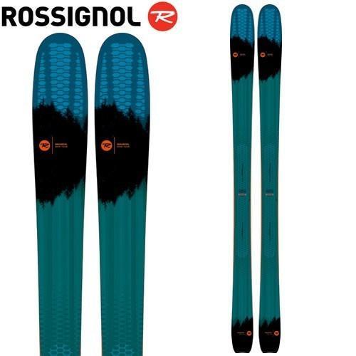 ROSSIGNOL ロシニョール 19-20 スキー 2020 SEEK 7 TOUR(板のみ) シーク7 ツアー スキー板 バックカントリー :RAIQR01