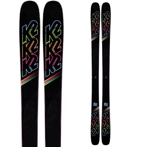 K2 ケーツー 19-20 スキー MISSCONDUCT ミスコンダクト(板のみ) スキー板 2020 フリースタイル フリーライド (onecolor):
