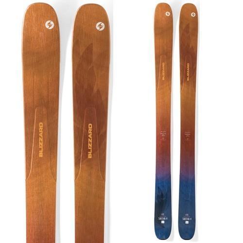 BLIZZARD ブリザード 19-20 スキー 2020 SHEEVA 11 シーバ 11 (板のみ) スキー板 パウダー ロッカー レディース:
