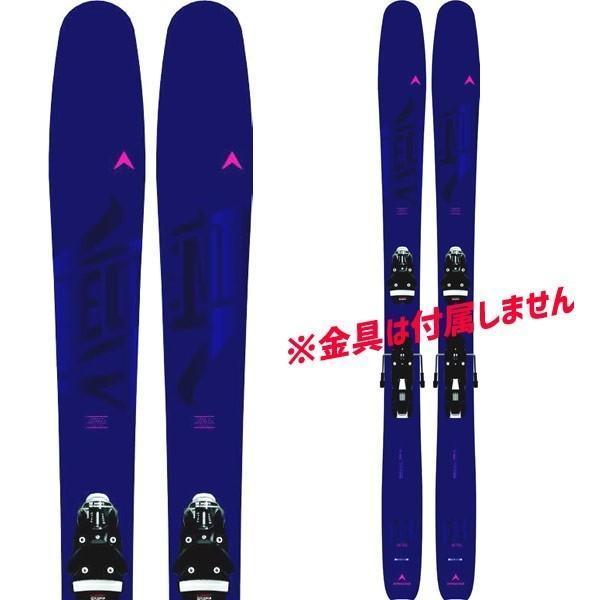 本物保証!  DYNASTAR ディナスター 19-20 スキー 2020 LEGEND W96 レジェンド W96 (板のみ) スキー板 パウダー レディース:, クニミチョウ 9c124473