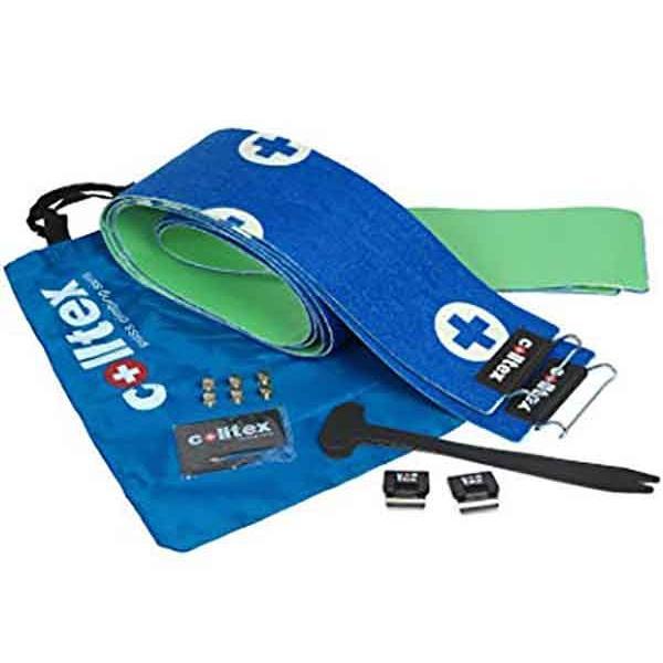 COLLTEX コールテックス CLARIDEN カムロックセット 120mm クラリーデン アクリル スキーシール クライミングスキン:
