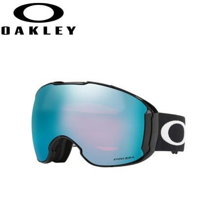 【レビューで送料無料】 OAKLEY オークリー 19-20 AIRBRAKE XL Matte Black (レンズ2枚付き) ゴーグル エアブレイク スキー スノーボード スノーゴーグル (Hipink-Sapphire):007071-04, SOWAN 3233d961