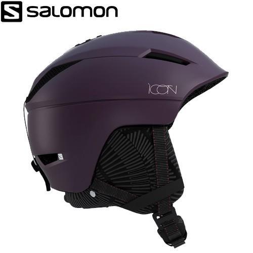 SALOMON サロモン 19-20 ICON2 C AIR (Fig) ヘルメット アイコン2 カスタムエアー スキーヘルメット レディース 2020 (1col):L405384
