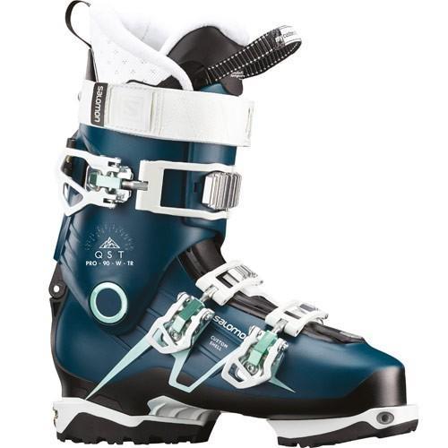 SALOMON サロモン 19-20 スキーブーツ 2020 QST PRO 90 TR W クエストプロ ウォークモード レディース フリースタイル: