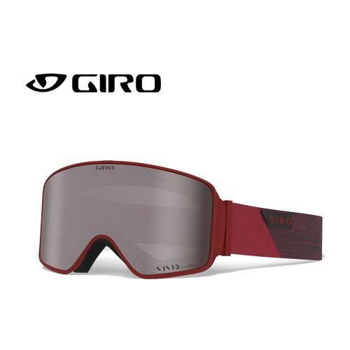 日本人気超絶の GIRO ジロー 19-20 眼鏡対応:7106054 ゴーグル 19-20 2020 METHOD RED GIRO PEAK メソッド スキーゴーグル メンズ 平面 Vividレンズ 眼鏡対応:7106054, 檜山郡:ad84430d --- airmodconsu.dominiotemporario.com