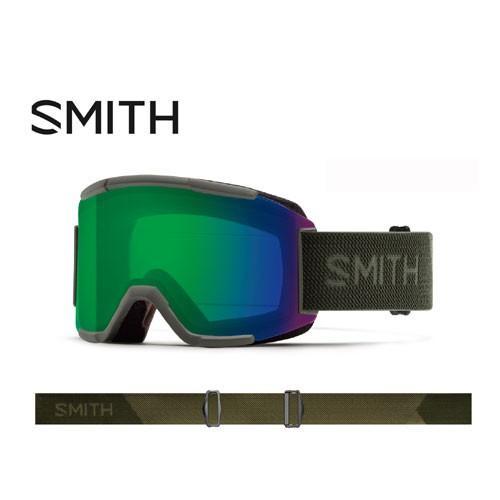 色々な SMITH スミス 19-20 ゴーグル 2020 Squad Sage Flood スカッド スキーゴーグル 平面 クロマポップ 全天候対応:010260122, 和服や樹(いづき) daf1906d