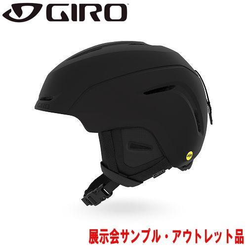 GIRO ジロー 19-20 ヘルメット (アウトレット) 2020 NEO Mips AF Matte Graphite ネオミップス スキーヘルメット メンズ MIPS アジアンフィット: