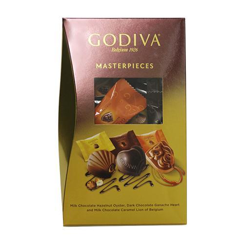 ゴディバ マスターピース シェアリングパック 45粒 コストコ Costoco プラリネ・キャラメル・ガナッシュ GODIVA ※夏はクール便を推奨します|gwstore