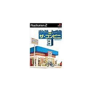 研磨 追跡有 ザ・コンビニ3 ~あの町を独占せよ~ PS2(プレイステーション2) gyaran-dou
