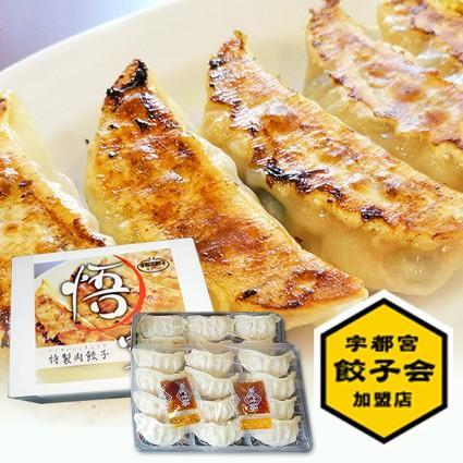 特製肉餃子(1箱24個入) gyoza-gokuu
