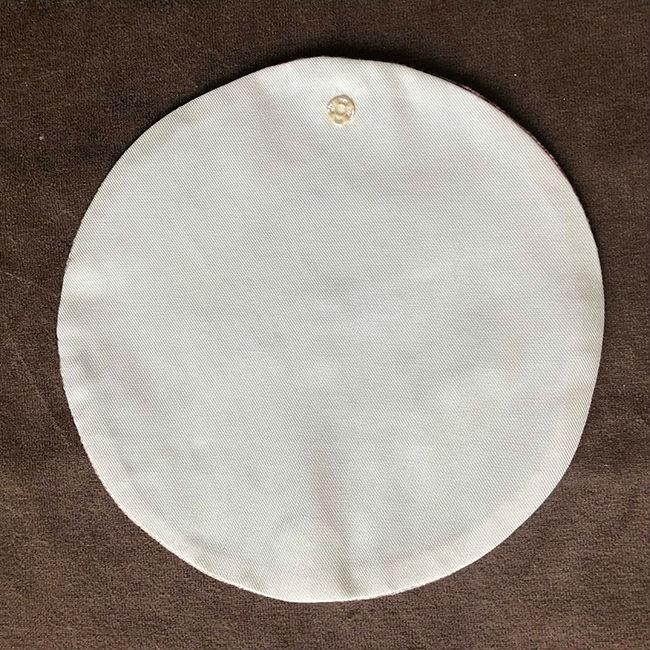布ナプキン シルク ライナー おりものシート 約17cm シルク100% リリィグレイス 布ナプ おりもの 日本製 【ネコポス対応可】|h-blue|15