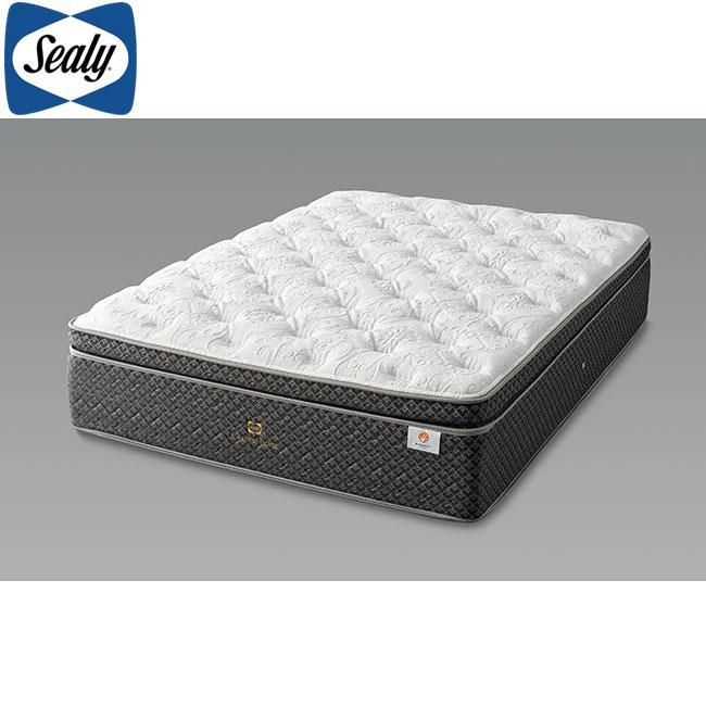 マットレス Sealy シーリーベッド クラウンジュエル ガーナイト3 ダブルワイドサイズ ポリジン加工 GahniteIII 本製