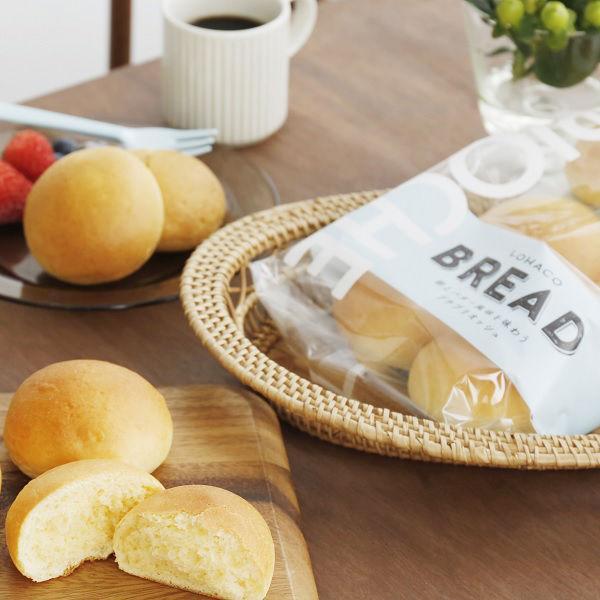 LOHACO BREAD プチブリオッシュ+北海道コーンのプチパン2種セット ロハコブレッド パン