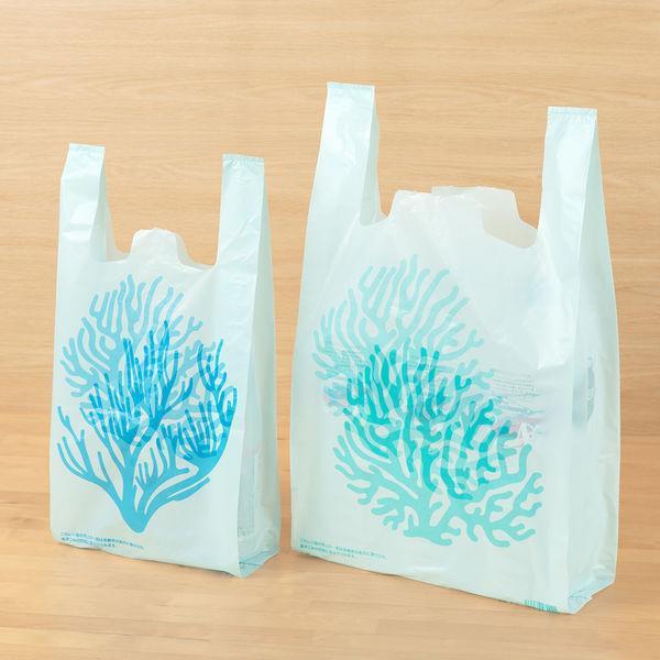 海をまもるレジ袋(寄付金付き)45号(100枚入)