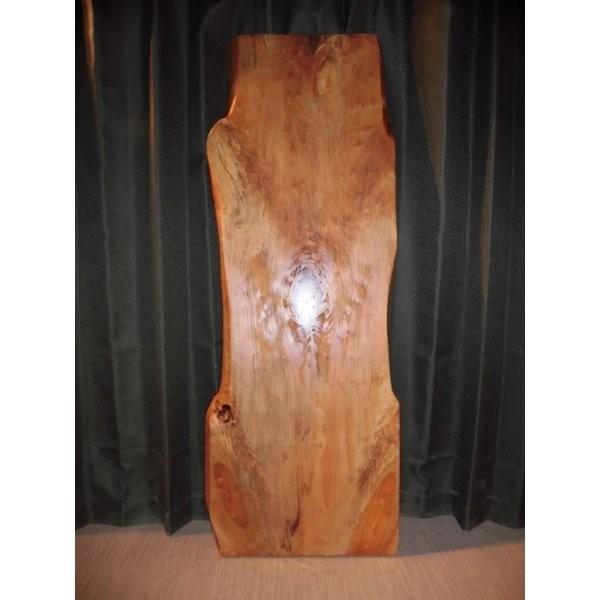 一枚板 天板 無垢 銀杏 イチョウ ダイニングテーブル 脚が選べる ローテーブル リビングテーブル リビングテーブル 座卓 長さ 150cm 幅 45〜56cm 厚み 4.2cm 天板 無垢一枚板