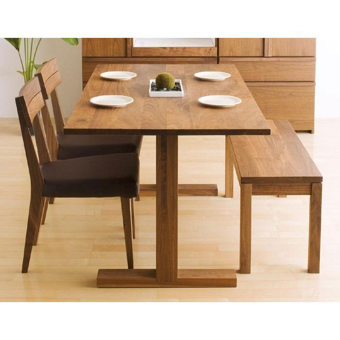ダイニングテーブル 120 長方形 木製 日本製 おしゃれ 脚は後付け 無垢ホワイトオーク レッドオーク(2素材より選択) 開梱設置送料無料
